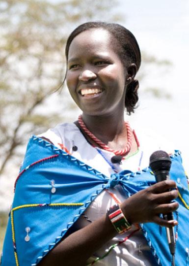 Dr Kakenya Ntaiya
